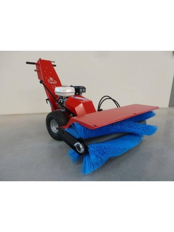 M-Sweep Hydraulische Veegmachine LV 120 H
