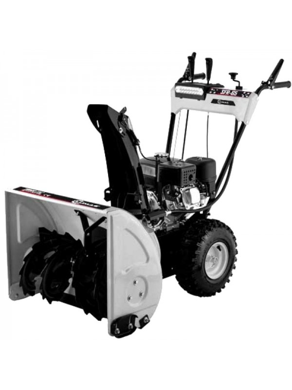 Lumag SFR65 Sneeuwfreesmachine