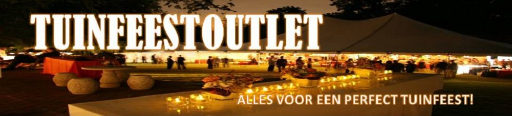 Tuinfeest Outlet